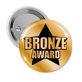 Bronze Award Badges (10 Badges - 38mm)
