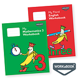 My Mathematics & English Workabooks 3