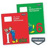 My Mathematics & English Workabooks 6