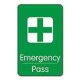 Pack of 10 Emergency Class Pass