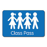 Landscape Class Pass (10 Passes - Wallet Sized)