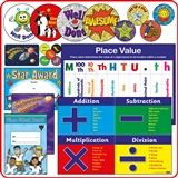 Stickers, Certificates, CertifiCARDS, Posters and Record Books Value Pack