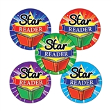 Star Reader Stickers (30 Stickers - 25mm)