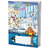 Home Exercise Book - Polar (A4 - 40 Pages)