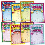 Star Award Certificates - Megamix (48 Certificates - A5) Brainwaves