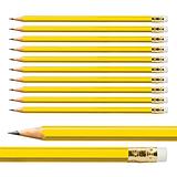 Hexagon Pencils - Yellow (10 per Pack)