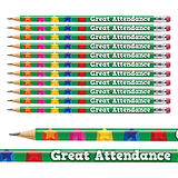 Great Attendance Pencils (12 Pencils)
