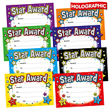 Star Award Megamix Certificates (24 Certificates - A5)