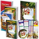 Home School Pack - Jungle Theme Home Learning