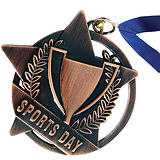 Sports Day Medal - Bronze