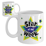 Star of the Week Ceramic Mug - Star