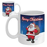 Merry Christmas Ceramic Mug