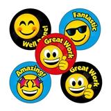 Emoji Stickers (70 Stickers - 25mm)