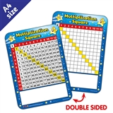 Single Multiplication Grid Square (160mm x 140mm)