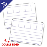 4 & 5 Phoneme Whiteboard (A4)