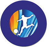 Customised Football Stickers (35 per sheet - 37mm)