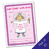 Super Dooper Work Award Certificates - Pedagogs - Fairy (20 Certificates - A5)