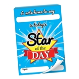 Star of the Day Praisepad - 60 Notes Home (A6)
