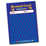 Pack of 32 A5 Diddi Dot Sticker Saver Reward Cards