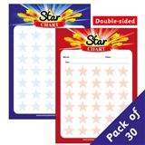 Star Charts - Sticker Saver Reward Cards (30 per pack - A5)