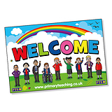 Welcome Poster (A2)