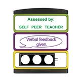 3 in 1 Assessment Stamper - Stack N Stamp