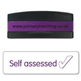 Self Assessed Stakz Stamper - Purple Ink (44mm x 13mm)
