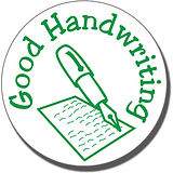 Good Handwriting Stamper (25mm)
