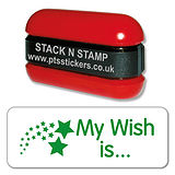 My Wish is' Stack & Stamp