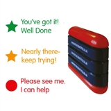 You've Got It, Nearly There and Please See Me 3-in-1 Stack N Stamp