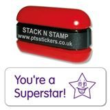 You're a Superstar Stamper - Stack N Stamp