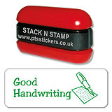 Good Handwriting Pen Stamper - Stack N Stamp