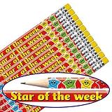 Star Of The Week Pencils (12 Pencils) Brainwaves