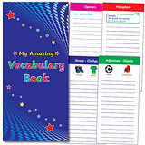 Vocabulary Book - Blue (50 Books Included)