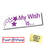 My Wish Is Stamper - Twist N Stamp