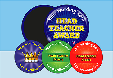Personalised Products for Head Teacher