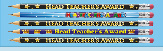 Head Teacher Pencils