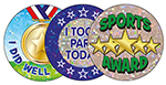 Sports Day Stickers