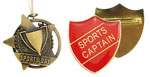 Sports Day Badges and Medals