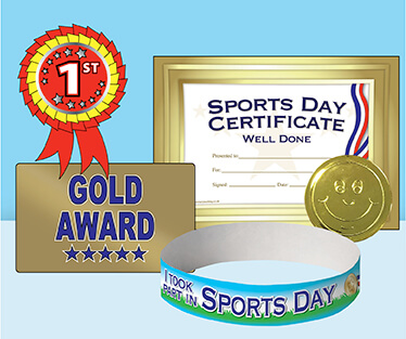 ALL Sports Day products