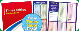 Shop Times Tables Practice Books