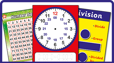 Maths Posters & Wallcharts