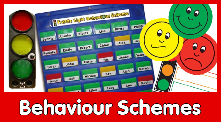 behaviour schemes for your classroom