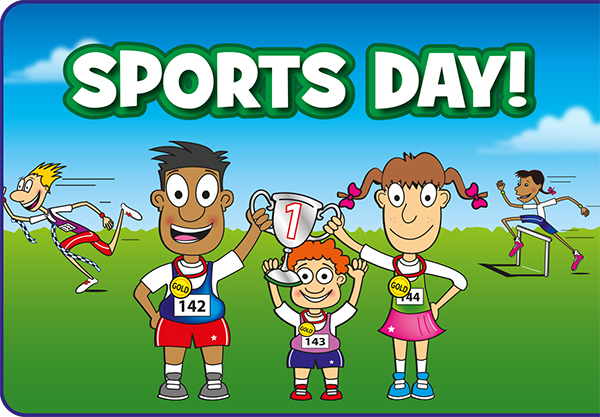 Sports Day Stickers Medals Amp Certificates Primary