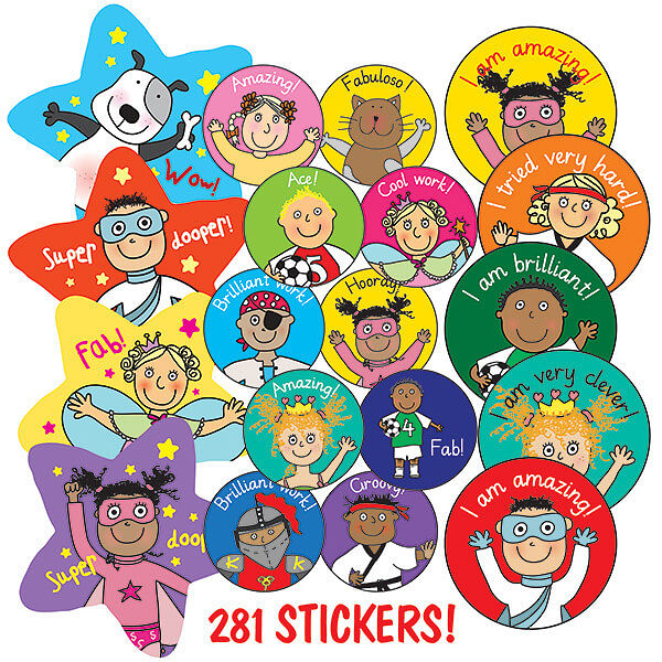 The Pedagogs Stickers