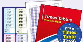 Times Tables Resources