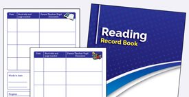 Stickers, stampers, certificates and postcards for teachers