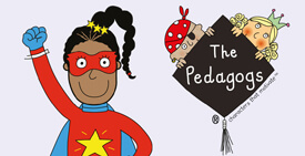 The Pedagogs Range of stickers and Home Reading Record Books for Primary Schools
