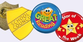 School Badges for Prefects and School Council