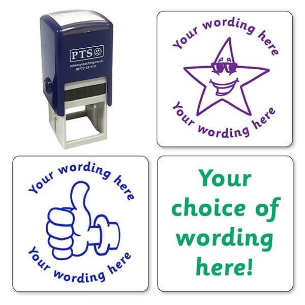 SEARCH ALL PERSONALISED STAMPERS